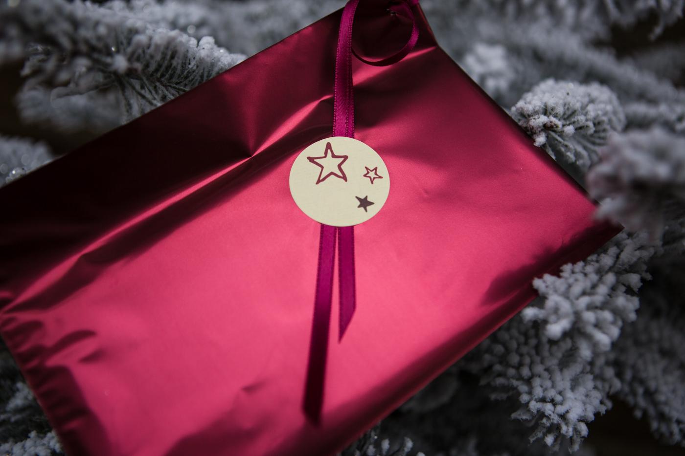 Offrir un bon cadeau de Noël